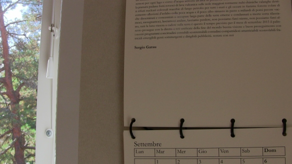 utopico calendario